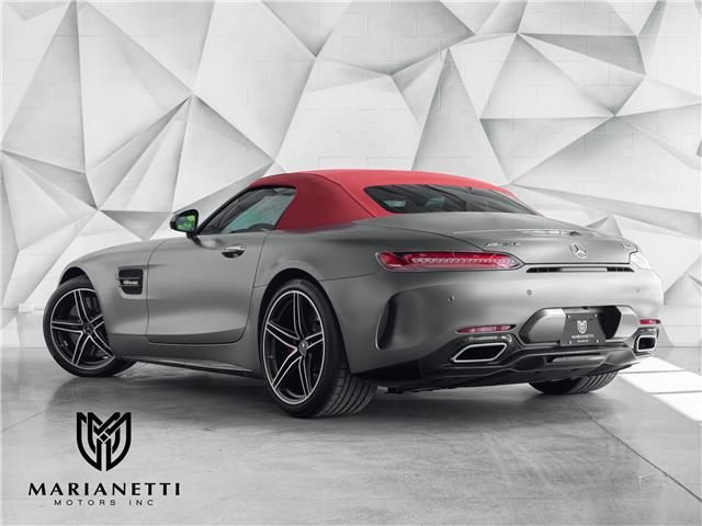 2018 Mercedes-Benz AMG GT C Base (Stk: WDDYK8AA8JA015771) in Woodbridge - Image 11 of 50