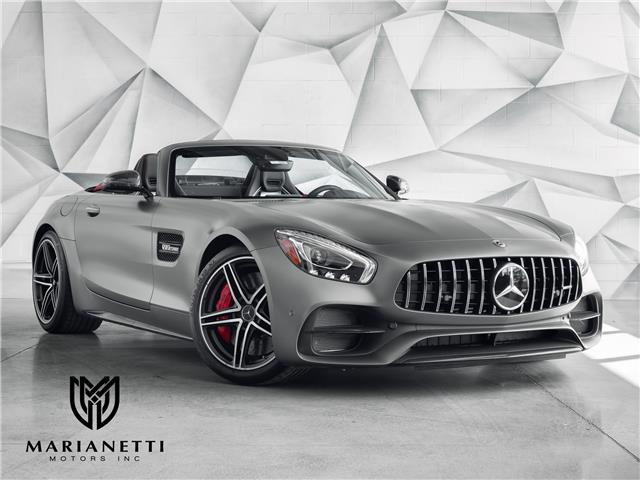 2018 Mercedes-Benz AMG GT C Base (Stk: WDDYK8AA8JA015771) in Woodbridge - Image 8 of 50