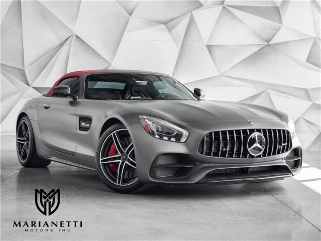 2018 Mercedes-Benz AMG GT C Base (Stk: WDDYK8AA8JA015771) in Woodbridge - Image 9 of 50