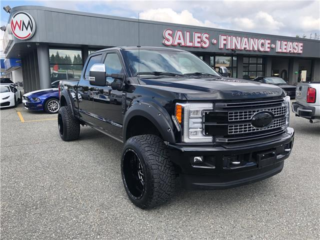 2017 Ford F-350 Platinum (Stk: 17-D95898) in Abbotsford - Image 1 of 17