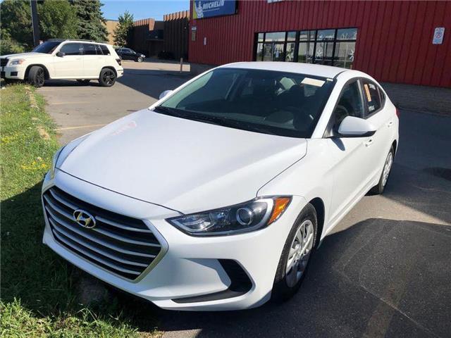 2017 Hyundai Elantra  (Stk: 110270) in Vaughan - Image 1 of 6
