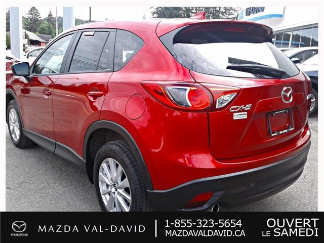 2016 Mazda CX-5 GS (Stk: 19373A) in Val-David - Image 6 of 27