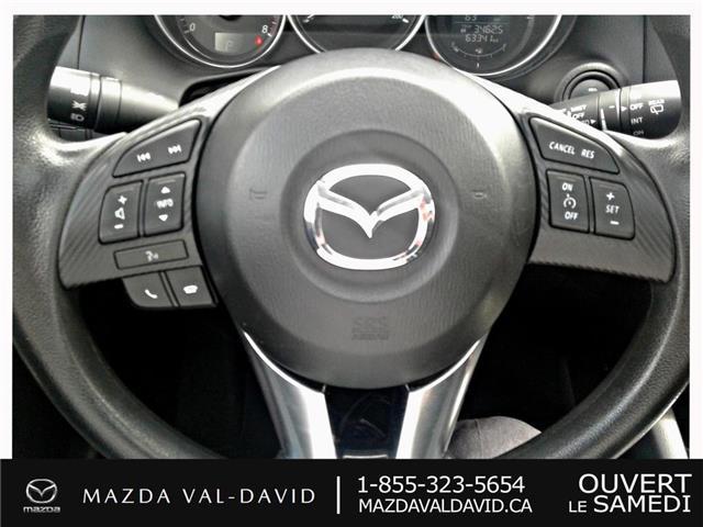 2016 Mazda CX-5 GS (Stk: 19373A) in Val-David - Image 20 of 27