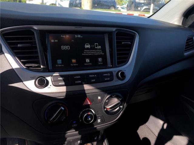 2019 Hyundai Accent Preferred (Stk: 3KPC25) in Brampton - Image 18 of 20