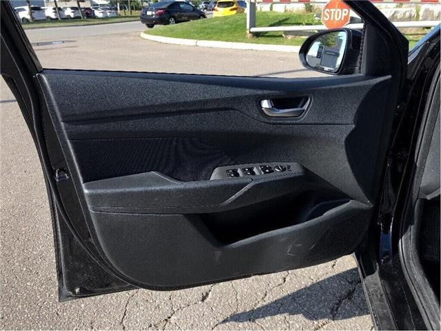 2019 Hyundai Accent Preferred (Stk: 3KPC25) in Brampton - Image 11 of 20