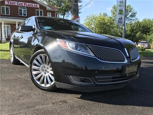 2013 Lincoln MKS Base (Stk: 5368) in London - Image 1 of 23