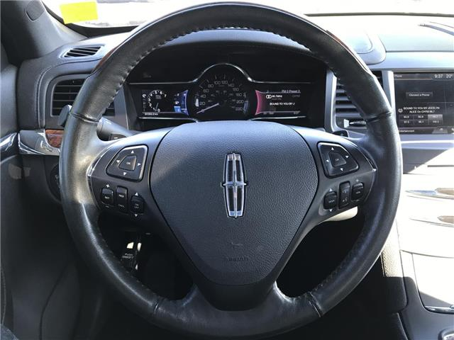 2013 Lincoln MKS Base (Stk: 5368) in London - Image 11 of 23