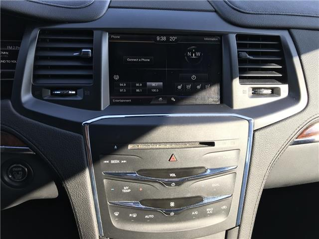 2013 Lincoln MKS Base (Stk: 5368) in London - Image 15 of 23
