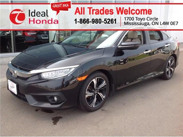 2016 Honda Civic Touring (Stk: I190335A) in Mississauga - Image 1 of 14