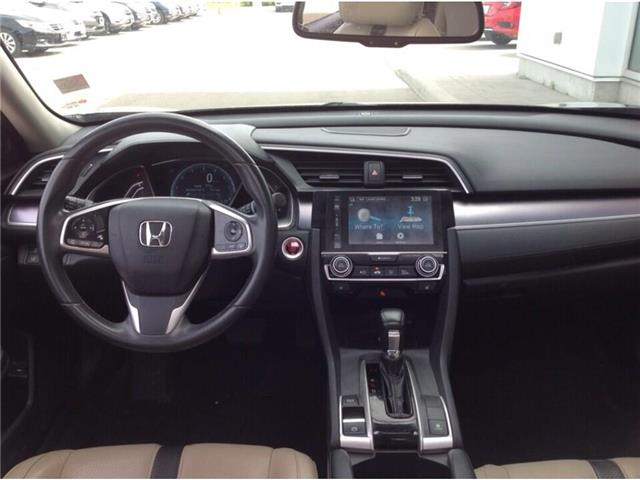 2016 Honda Civic Touring (Stk: I190335A) in Mississauga - Image 7 of 14