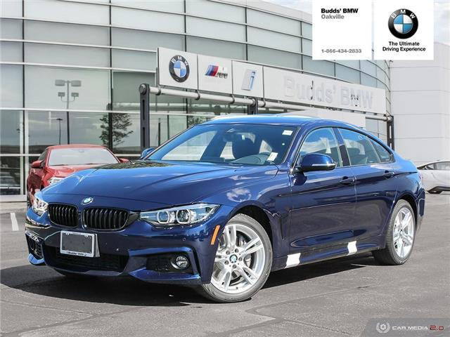 2020 BMW 430i xDrive Gran Coupe  (Stk: B710632) in Oakville - Image 1 of 26
