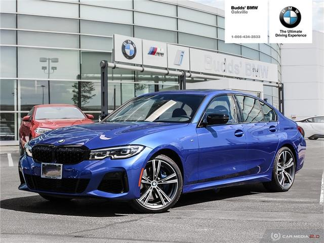 2020 BMW M340 i xDrive (Stk: B703462) in Oakville - Image 1 of 28