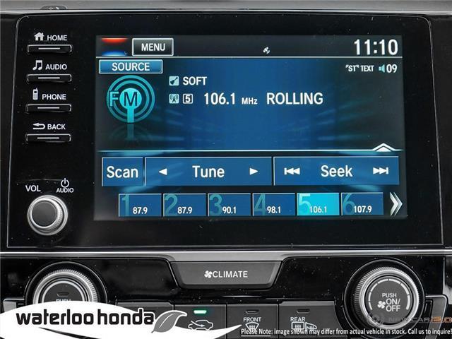 2019 Honda Civic LX (Stk: H6112) in Waterloo - Image 18 of 23