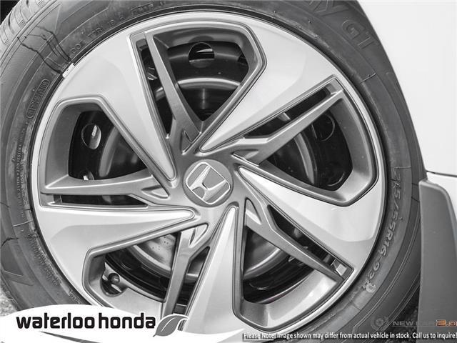 2019 Honda Civic LX (Stk: H6116) in Waterloo - Image 8 of 23