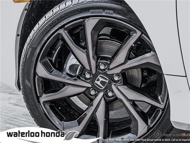 2019 Honda Civic Sport (Stk: H6122) in Waterloo - Image 8 of 23