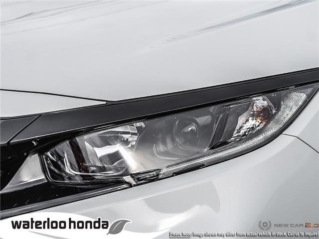 2019 Honda Civic Sport (Stk: H6122) in Waterloo - Image 10 of 23