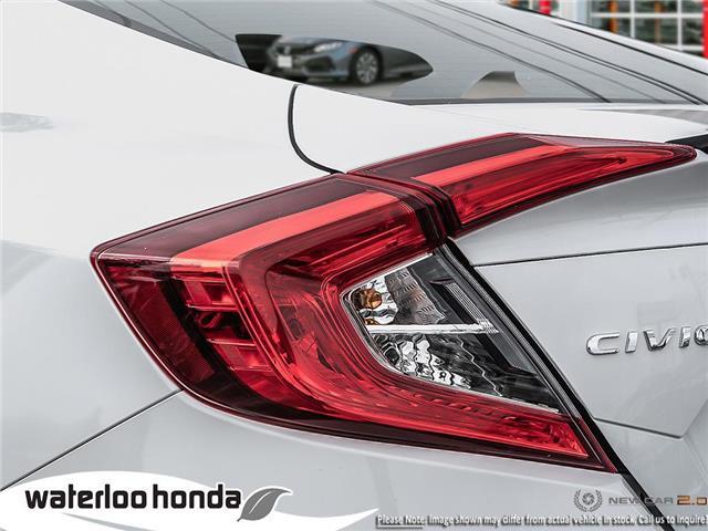 2019 Honda Civic Sport (Stk: H6122) in Waterloo - Image 11 of 23