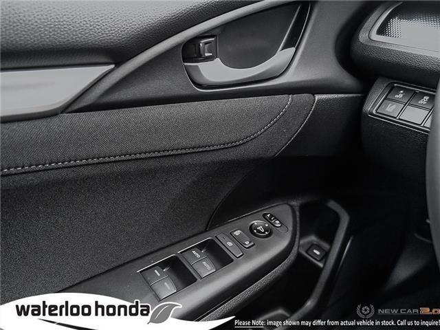 2019 Honda Civic Sport (Stk: H6122) in Waterloo - Image 16 of 23
