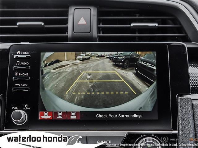 2019 Honda Civic Sport (Stk: H6122) in Waterloo - Image 23 of 23