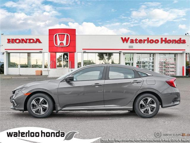 2019 Honda Civic LX (Stk: H6106) in Waterloo - Image 3 of 23