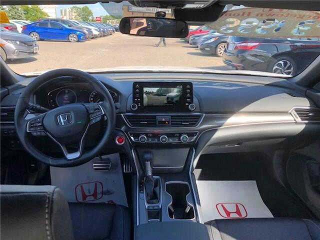 2019 Honda Accord Sport 1.5T (Stk: K1274) in Georgetown - Image 4 of 10