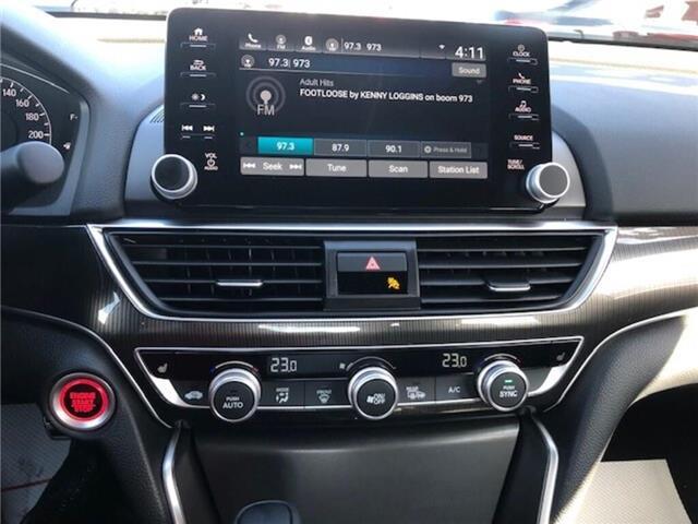 2019 Honda Accord Sport 1.5T (Stk: K1274) in Georgetown - Image 7 of 10