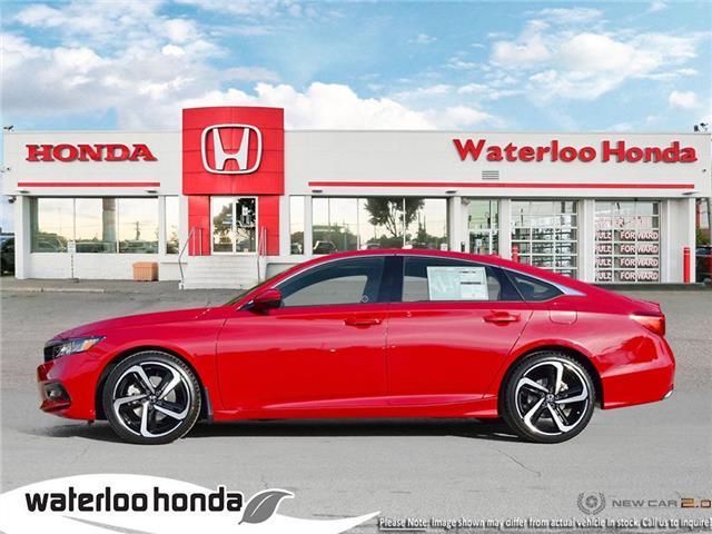 2019 Honda Accord Sport 1.5T (Stk: H6120) in Waterloo - Image 3 of 24