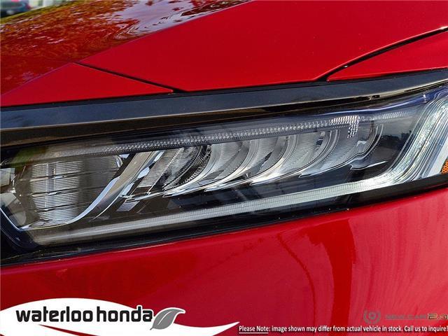 2019 Honda Accord Sport 1.5T (Stk: H6120) in Waterloo - Image 10 of 24