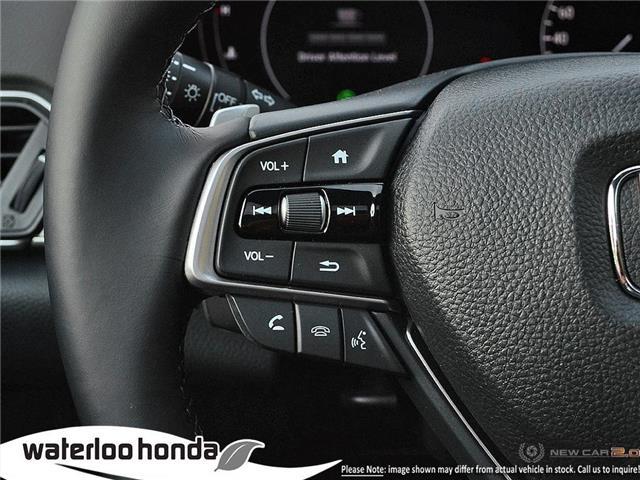 2019 Honda Accord Sport 1.5T (Stk: H6120) in Waterloo - Image 15 of 24