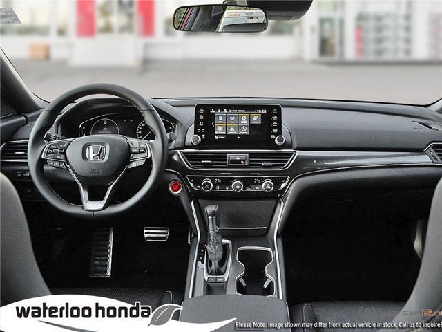 2019 Honda Accord Sport 1.5T (Stk: H6120) in Waterloo - Image 23 of 24