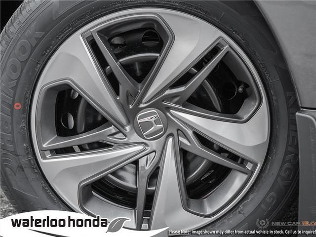 2019 Honda Civic LX (Stk: H6107) in Waterloo - Image 8 of 23