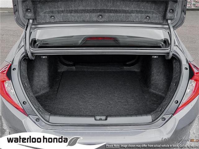 2019 Honda Civic LX (Stk: H6113) in Waterloo - Image 7 of 23
