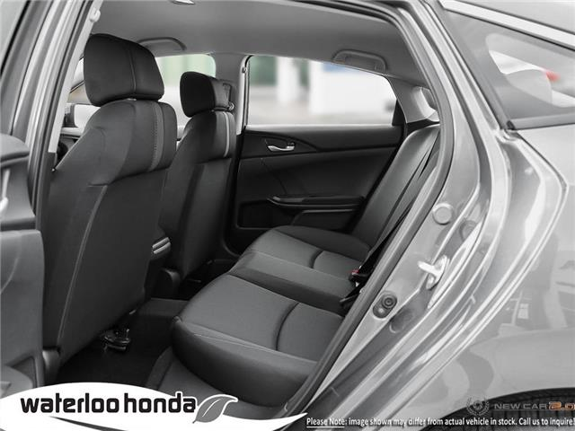 2019 Honda Civic LX (Stk: H6414) in Waterloo - Image 21 of 23