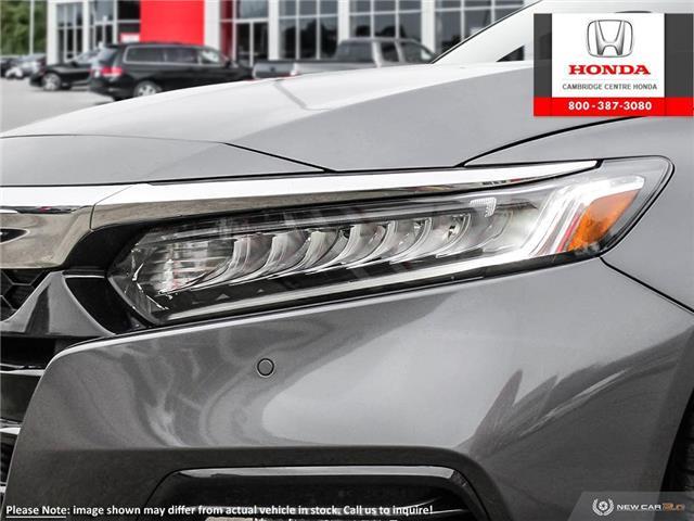 2019 Honda Accord Touring 1.5T (Stk: 20177) in Cambridge - Image 10 of 24