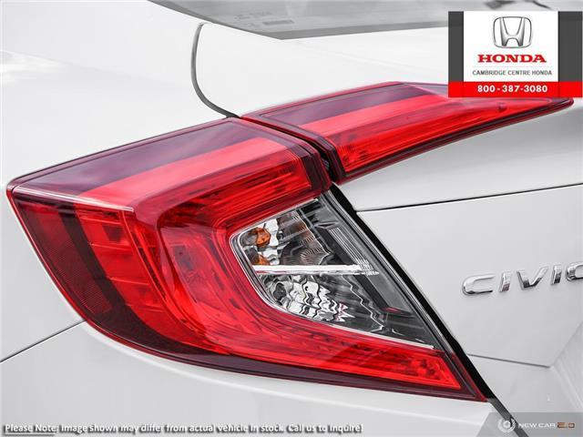 2019 Honda Civic LX (Stk: 20195) in Cambridge - Image 11 of 24