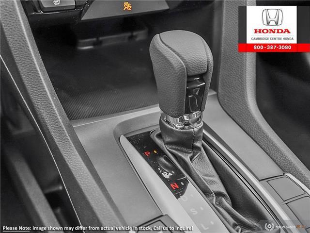 2019 Honda Civic LX (Stk: 20195) in Cambridge - Image 18 of 24