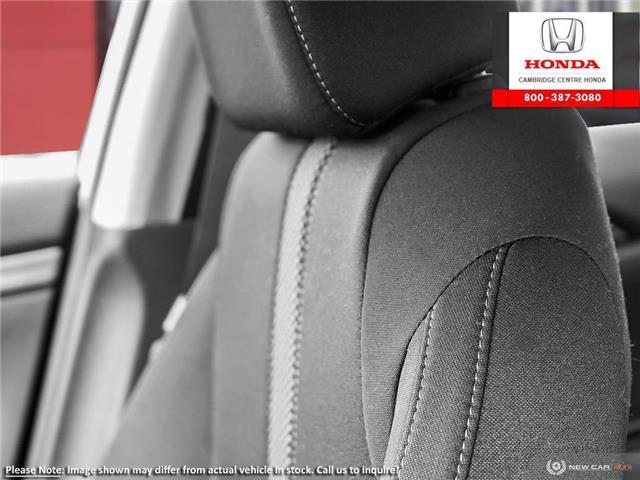 2019 Honda Civic LX (Stk: 20195) in Cambridge - Image 21 of 24