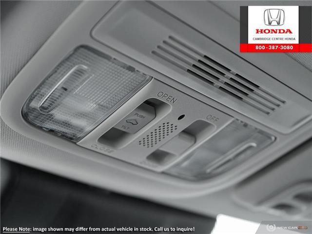 2019 Honda Civic EX (Stk: 20243) in Cambridge - Image 20 of 24