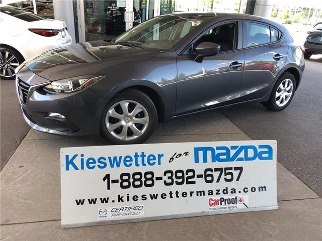2015 Mazda Mazda3 Sport GX (Stk: U3853) in Kitchener - Image 1 of 26