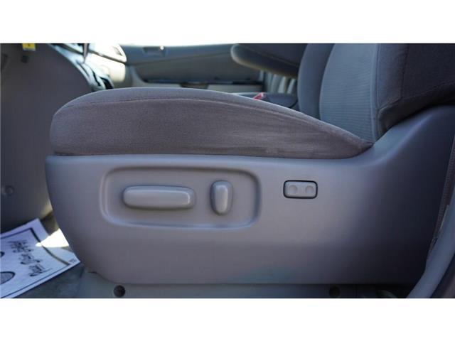2005 Toyota Sienna  (Stk: HN2005B) in Hamilton - Image 15 of 35