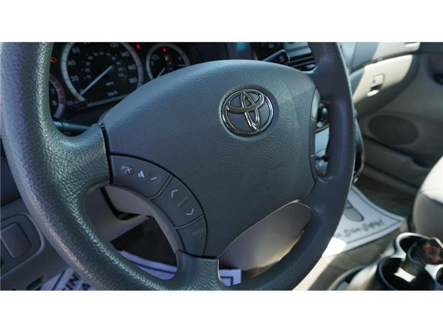 2005 Toyota Sienna  (Stk: HN2005B) in Hamilton - Image 19 of 35