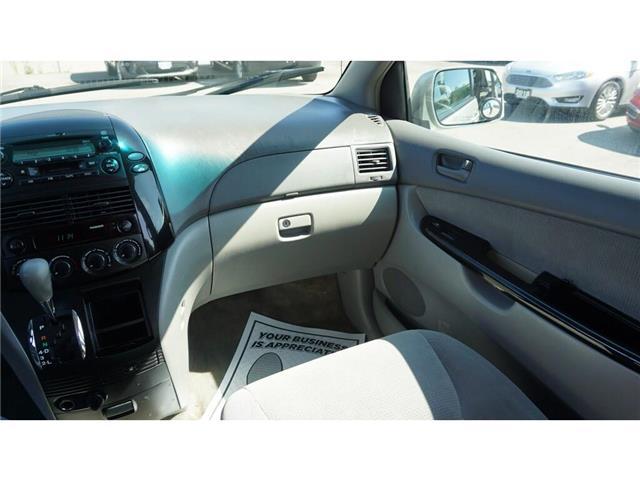 2005 Toyota Sienna  (Stk: HN2005B) in Hamilton - Image 31 of 35