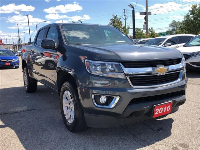 2016 Chevrolet Colorado LT (Stk: 58484A) in Scarborough - Image 5 of 21