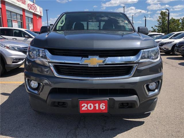 2016 Chevrolet Colorado LT (Stk: 58484A) in Scarborough - Image 6 of 21