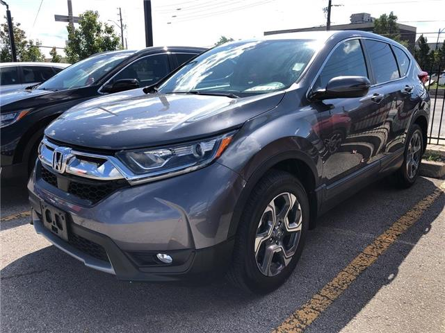 2017 Honda CR-V EX-L (Stk: 58448A) in Scarborough - Image 1 of 1