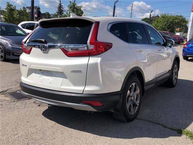 2018 Honda CR-V EX (Stk: 58171A) in Scarborough - Image 5 of 22