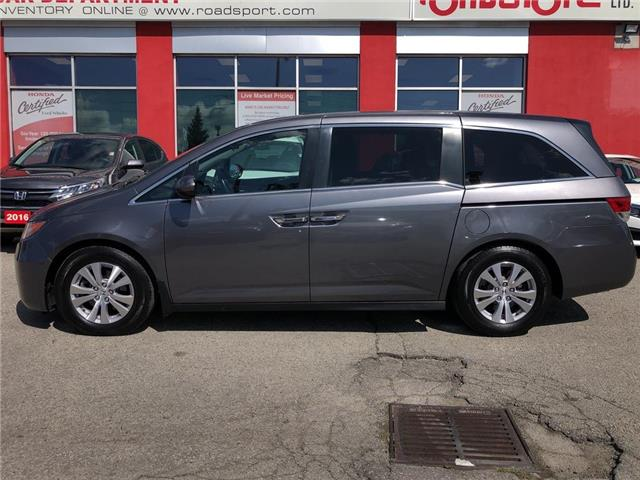 2016 Honda Odyssey EX (Stk: 58655A) in Scarborough - Image 2 of 22