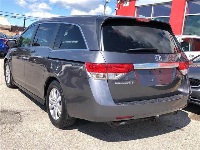 2016 Honda Odyssey EX (Stk: 58655A) in Scarborough - Image 3 of 22