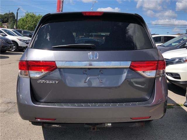 2016 Honda Odyssey EX (Stk: 58655A) in Scarborough - Image 4 of 22