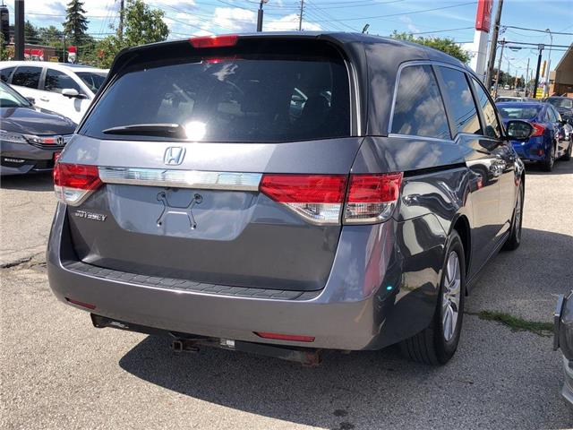 2016 Honda Odyssey EX (Stk: 58655A) in Scarborough - Image 5 of 22